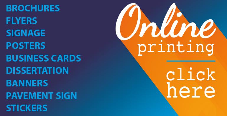 Online printing image
