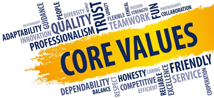 YPC Core Values