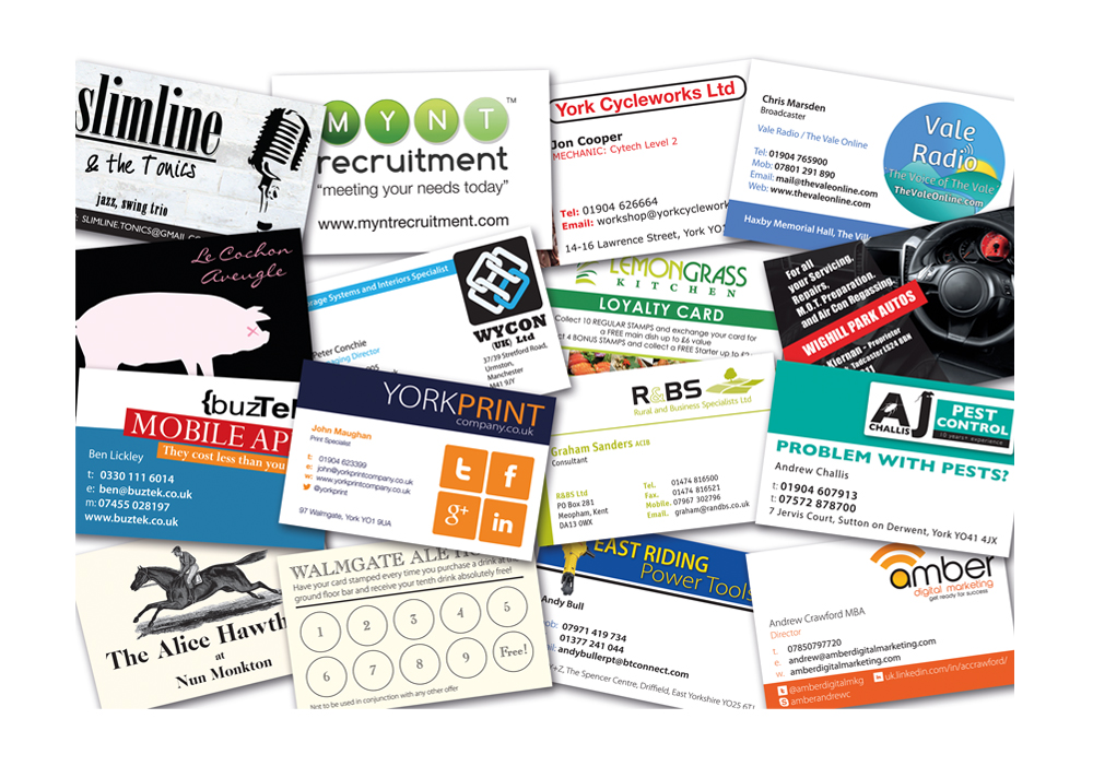 Next day Business Card printing