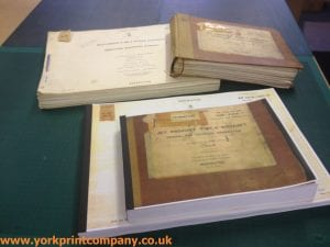 Yorkshire Air Museum Manuals