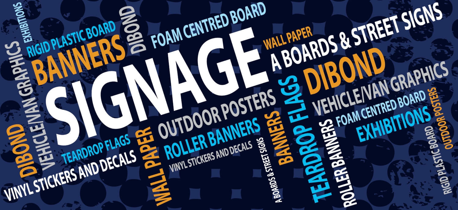 Signage and graphics banner image