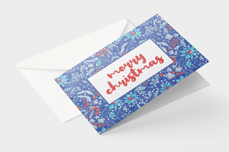 Christmas Card Printing A6