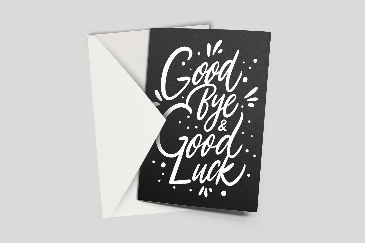 Greeting Card Printing A6/A5 or Square